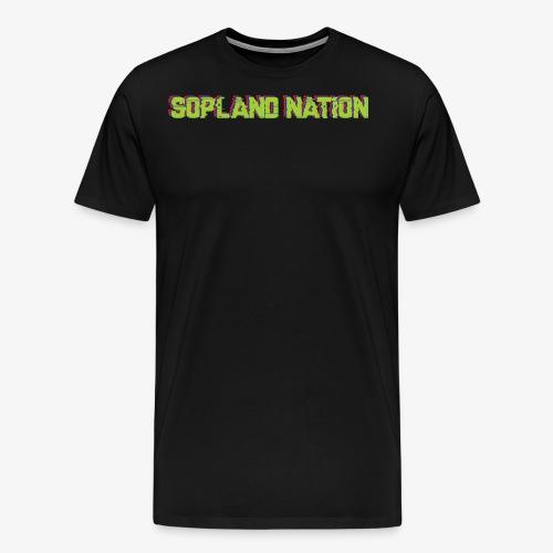 SOPLAND CODE C - Men's Premium T-Shirt