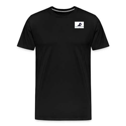 diamond records - Men's Premium T-Shirt