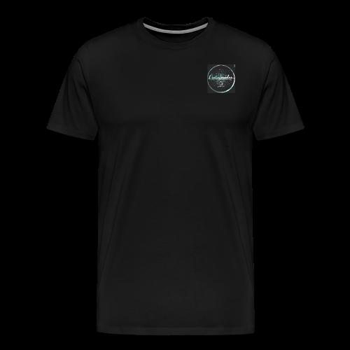 Originales Co. Blurred - Men's Premium T-Shirt