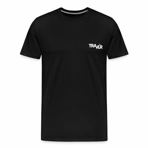Travlr Logo - Men's Premium T-Shirt