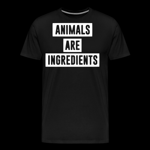 animals - Men's Premium T-Shirt