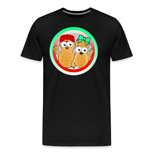 CoupleofNutts - Men's Premium T-Shirt