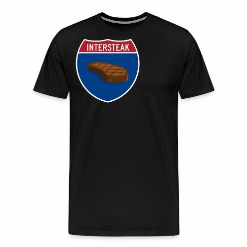 Intersteak - Men's Premium T-Shirt