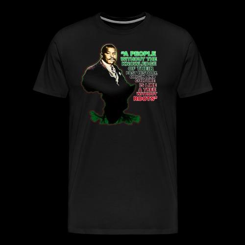 Marcus Garvey Afrika - Men's Premium T-Shirt