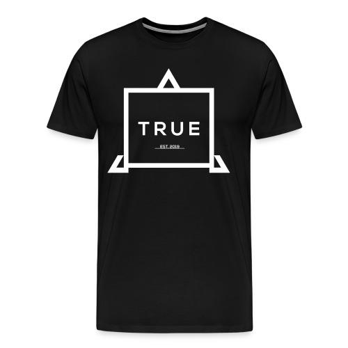 True Logo design by Borimore - Men's Premium T-Shirt