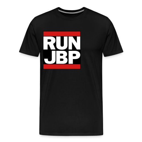 RUN JBP - Men's Premium T-Shirt