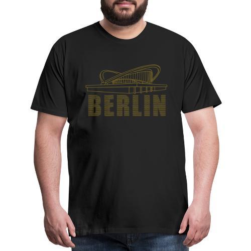 Pregnant oyster Berlin - Men's Premium T-Shirt