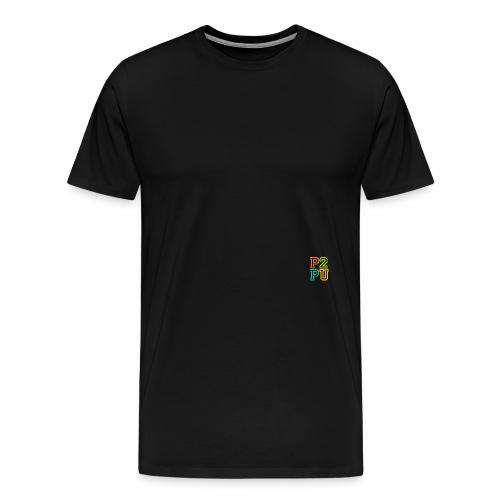 P2PU RGB-02 Solid - Men's Premium T-Shirt