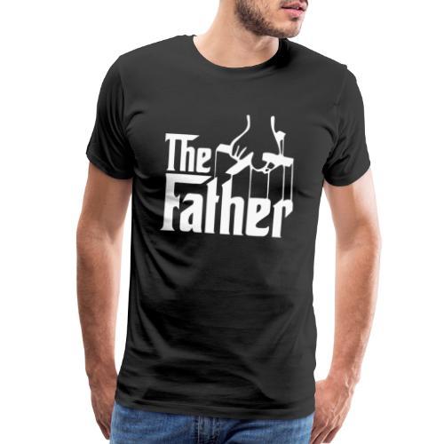 Thefather shirt - Men's Premium T-Shirt