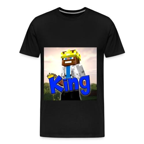 kingprofilepicture jpg - Men's Premium T-Shirt