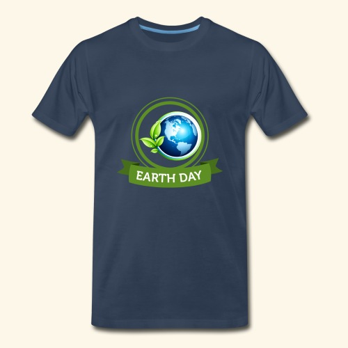 Happy Earth day - 3 - Men's Premium T-Shirt