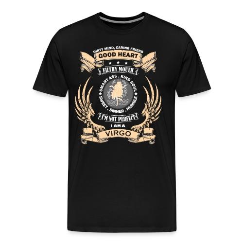 Zodiac Sign - Virgo - Men's Premium T-Shirt