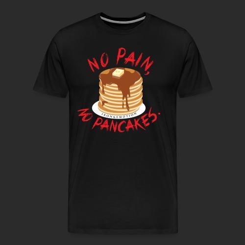 IRON EMOTION S PAINCAKES - Men's Premium T-Shirt