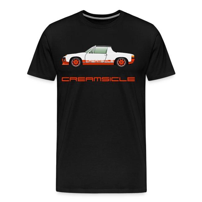 1974 Creamsicle T shirt