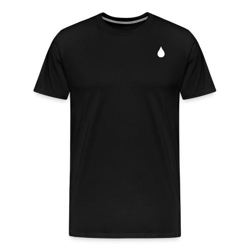 Exotic Drip (White) - Men's Premium T-Shirt