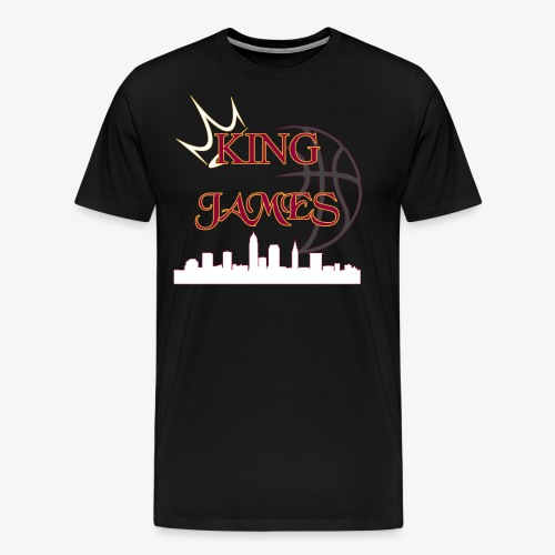 king james - Men's Premium T-Shirt