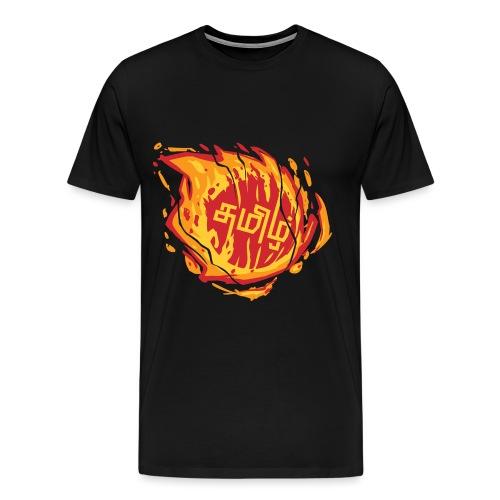 Tamil Flame - Men's Premium T-Shirt