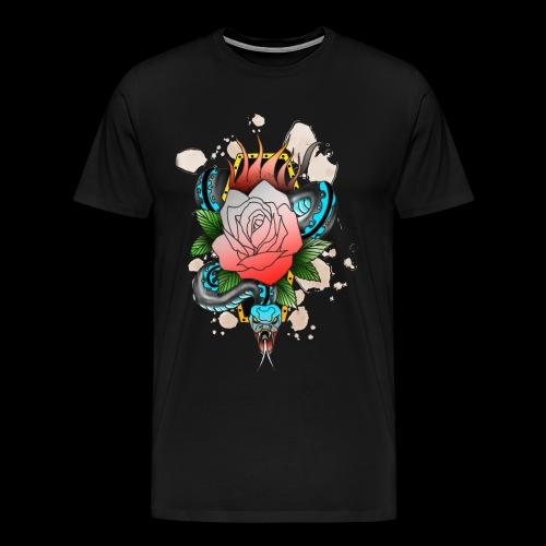 Slither - Men's Premium T-Shirt