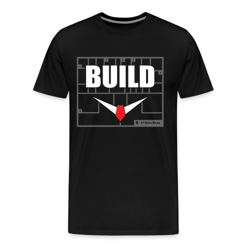 BUILD - Men's Premium T-Shirt