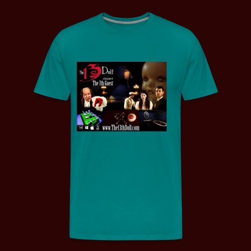 The 13th Doll Cast and Puzzles - Men's Premium T-Shirt
