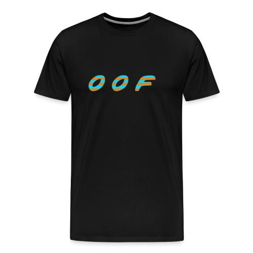 oof [orangejuice+toothpaste] - Men's Premium T-Shirt