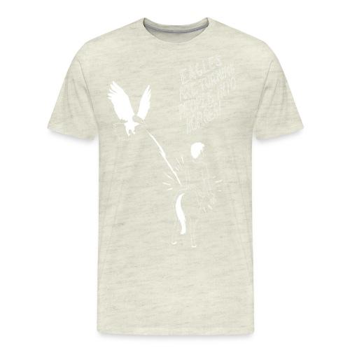 eaglehorsev2 - Men's Premium T-Shirt