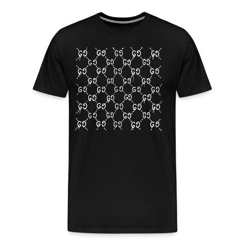 Custom dripping gucci - Men's Premium T-Shirt