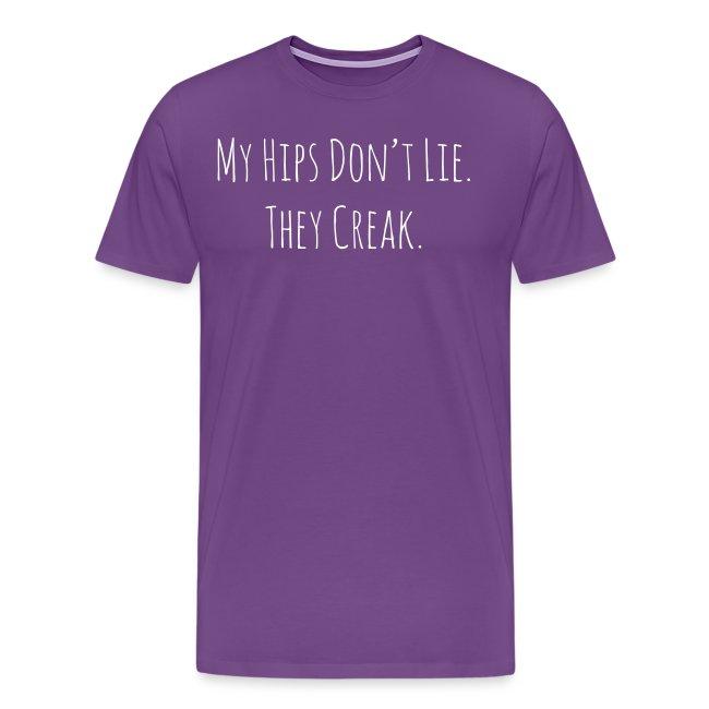 My Hips Don't Lie. They Creak.