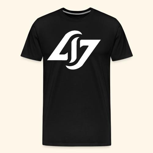AJM Logo - Men's Premium T-Shirt