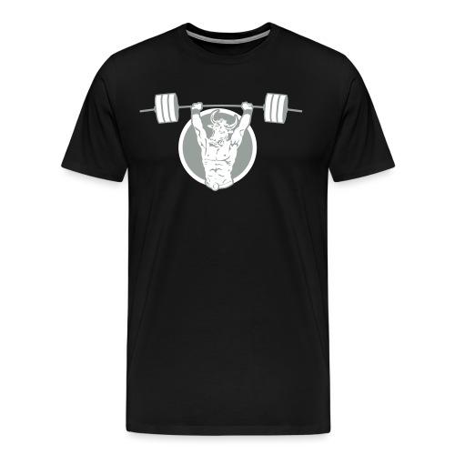 Minotaur Weightlifting - Men's Premium T-Shirt