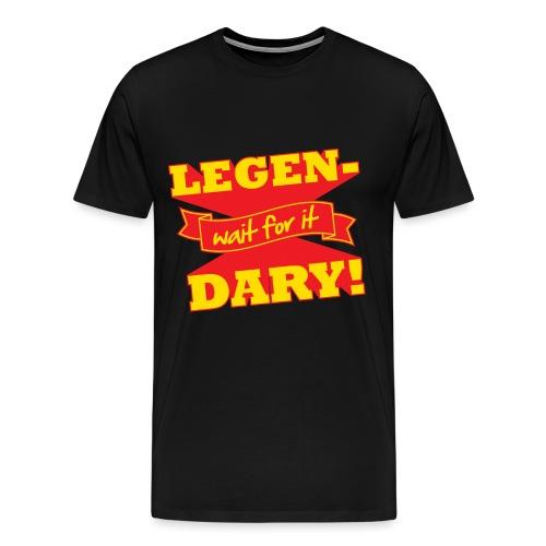 Legen-Dary - Men's Premium T-Shirt