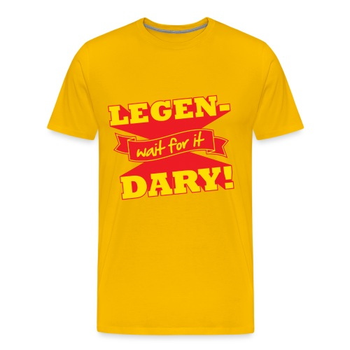 Legen-Dary - Men's Premium T-Shirt