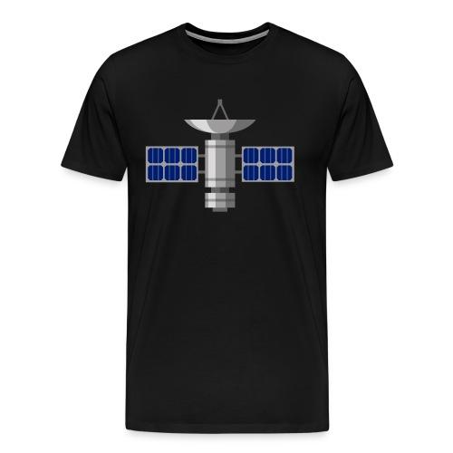 Space Satellite - Men's Premium T-Shirt