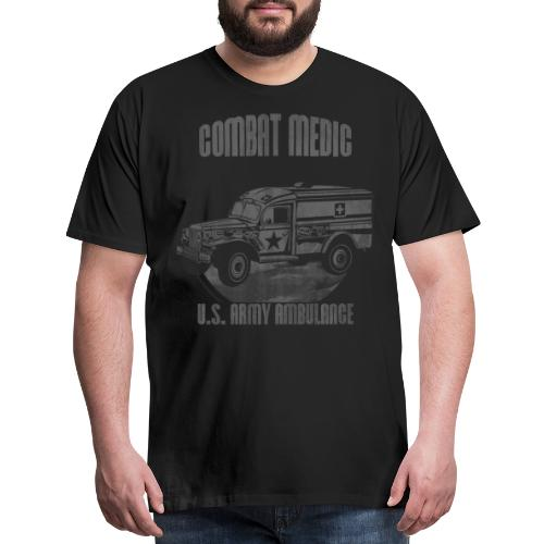 US Army Ambulance - Men's Premium T-Shirt