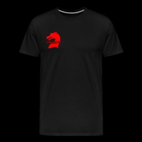 Dragon's Eye 8 Bit Collection - Men's Premium T-Shirt