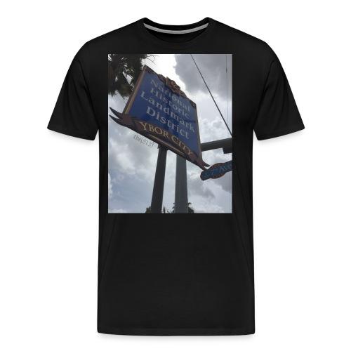 Ybor City NHLD - Men's Premium T-Shirt