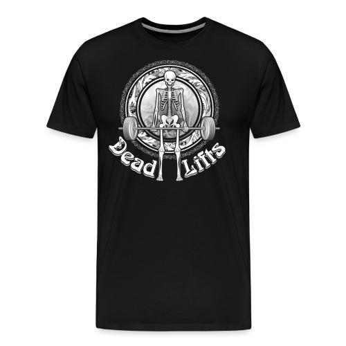 Exercise DeadLifts Strong - Men's Premium T-Shirt