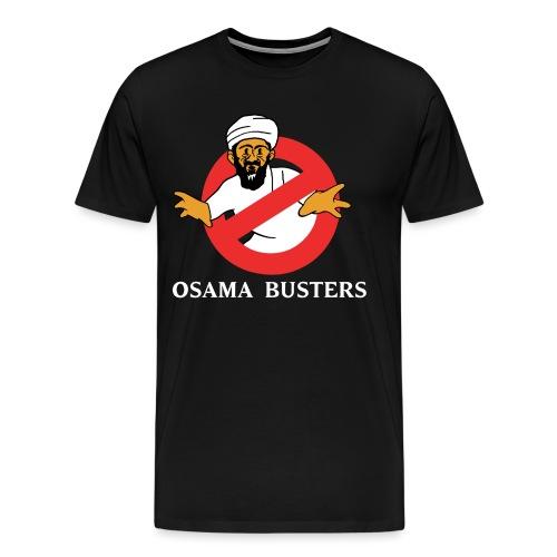 osamabusters - Men's Premium T-Shirt
