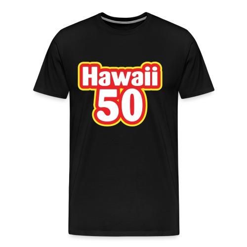 Hawaii 50 - Men's Premium T-Shirt