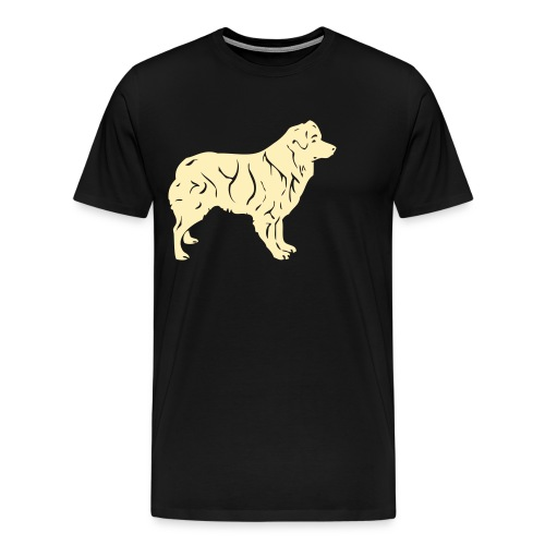 australianshepherd - Men's Premium T-Shirt
