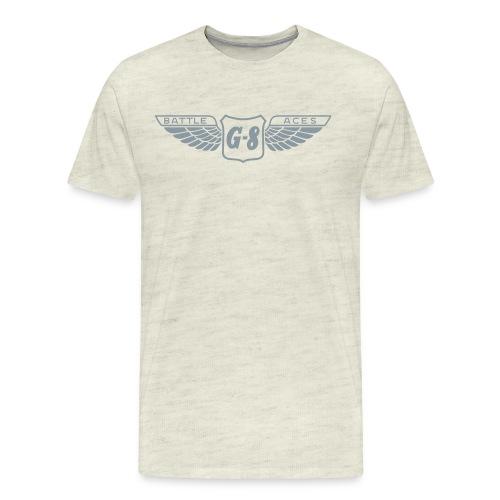 G 8 Wings 1 color - Men's Premium T-Shirt