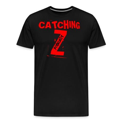 Catching Z Official Logo - Men's Premium T-Shirt