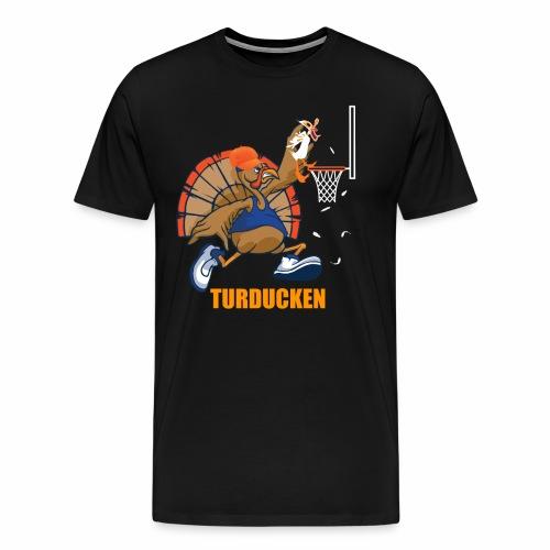 TURDUCKEN - Men's Premium T-Shirt