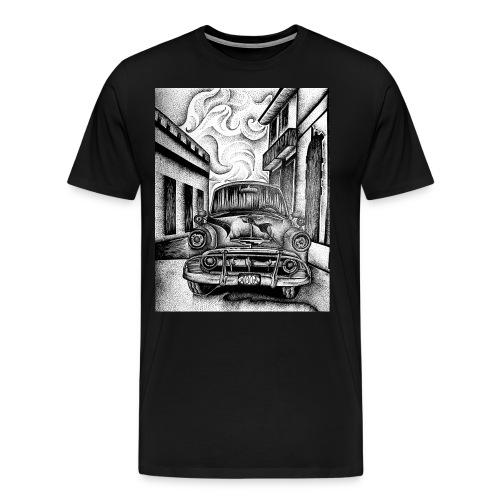 CHEVVYY - Men's Premium T-Shirt