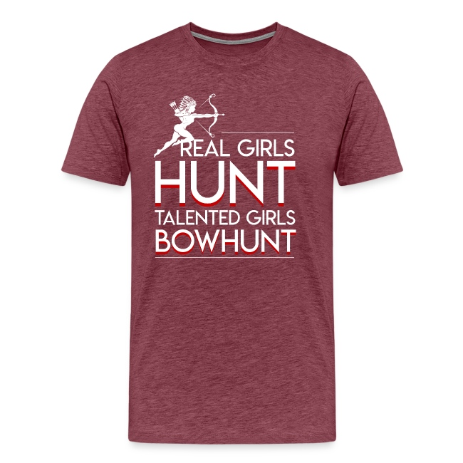 Real Hunt Talented Bow Hunting Girls
