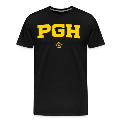 PGH - Men's Premium T-Shirt