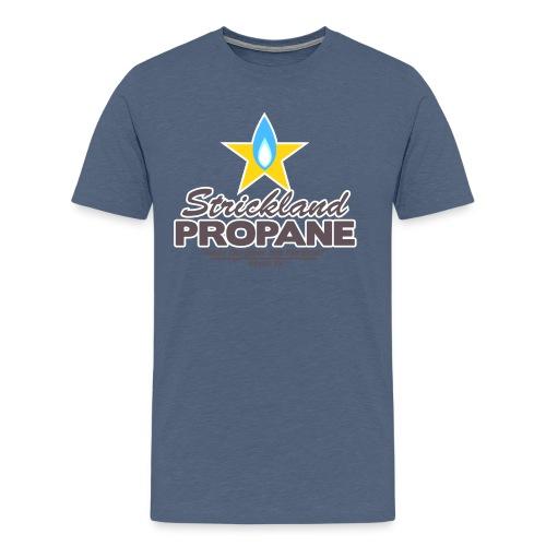 Strickland Propane Mens American Apparel Tee - Men's Premium T-Shirt