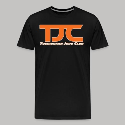 TJCorangeBASIC - Men's Premium T-Shirt