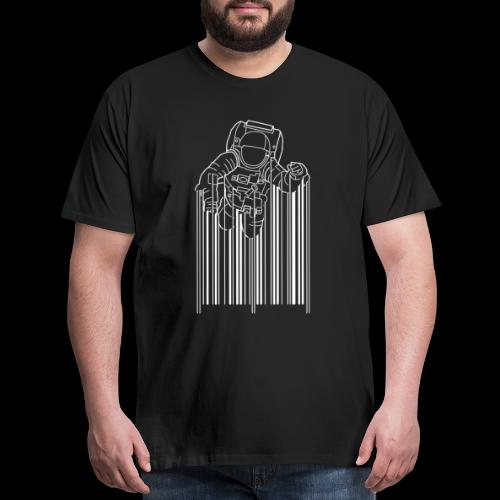 Scan Space - Men's Premium T-Shirt