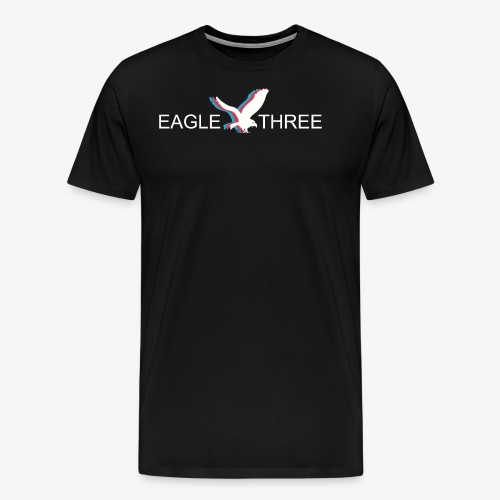 EAGLE THREE APPAREL - Men's Premium T-Shirt